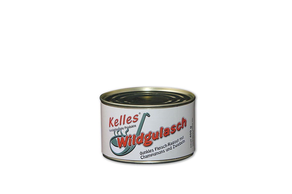 Wildgulasch 400g Web